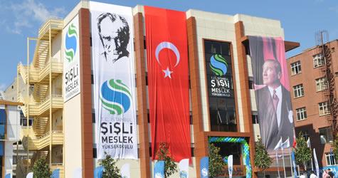 İstanbul Şişli Meslek Yüksekokulu Bölümleri Ve öğrenim ücretleri - Porte placard coulissante jumelé avec reelax tordjman