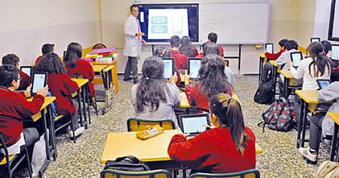 """Bilişim teknolojileri dersinin öğretmenleri """"fatih projesi"""