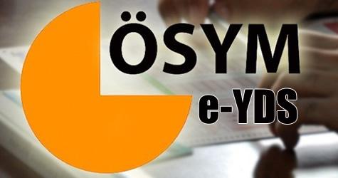 2015 e-YDS başvuru ve sınav tarihleri açıklandı