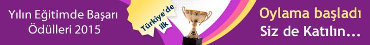 Yılın Eğitim Ödülleri Anketi