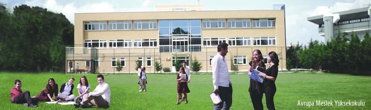Avrupa meslek yüksekokulu nun bağlı olduğu avrupa eğitim vakfı