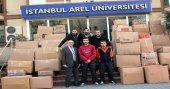 İstanbul Arel Üniversitesi küçük kalplere yardım ediyor