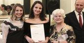 110 okuldan 1000 başarılı Türk gencine ödül