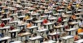 Çin'de 9,4 milyon öğrenci üniversite sınavına giriyor
