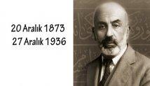 Mehmet Akif Ersoy'un eğitim hayatı