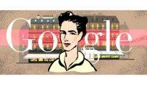 Google, Simone de Beauvoir'ın doğum gününü kutladı