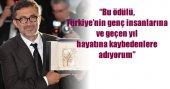 Nuri Bilge Ceylan, 'Altın Palmiye'yi kazandı