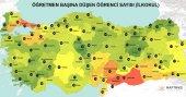 Türkiye'nin eğitim haritası ortaya çıktı