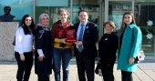 İhlas Koleji Türkiye Spastik Çocuklar Vakfı'nın destekçisi oldu