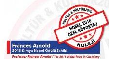 Kültür'de Nobel geleneği bozulmadı