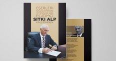 Eğitim Lideri Sıtkı Alp'in yaşamını anlattığı kitap yayınlandı