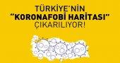 Türkiye'nin Koronafobi Haritası çıkarılıyor