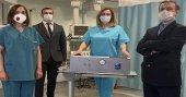 Yeditepe Üniversitesi solunum cihazı üretti