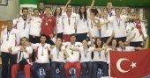 Bahçeşehir Üniversitesi'nin Sultanları Avrupa Şampiyonu