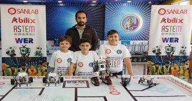 Dünya Eğitim Robotları Yarışması'na Türk öğrenciler damga vurdu