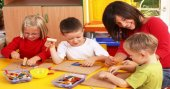 Okul öncesine gidemeyen çocuklara yaz okulu