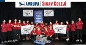 Robotik Yarışması Türkiye Şampiyonu Avrupa Sınav Koleji