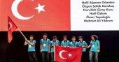 Final öğrencilerinden uluslararası başarı