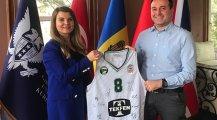 Girne Koleji kapılarını Daçka Basket Akademi'ye açıyor