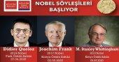 Nobel Ödüllü isimler, canlı yayında öğrencilerle buluşuyor
