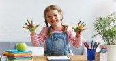 Ev içi etkinliklerle çocuklar kendilerini keşfediyor