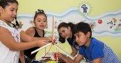 EFK'da çocukları STEM felsefesi ile hayata hazırlanıyor