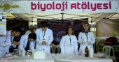 Bilim Seyyahları Projesiyle öğrenciler bilimi yaşayacak