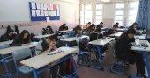 Elektronik değerlendirme sınavı ilk kez uygulandı