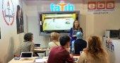 Frankfurt Kitap Fuarı'nda FATİH Projesi yoğun ilgi gördü