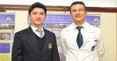Özel Ege Lisesi öğrencisi Nobel Ödülü'ne İlk Adım'da Şeref Mansiyonu ödülünü aldı