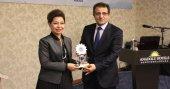 TED Ankara Koleji'ne Çalışma Hayatında Toplumsal Cinsiyet Eşitliği Ödülü