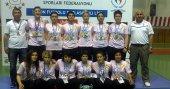 Adnan Menderes Üniversitesi Bayan Futsalda Türkiye Şampiyonu