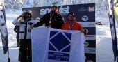 İstanbul Aydın Üniversitesi'nden Snowboard'da çifte şampiyonluk