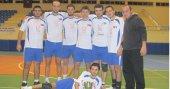 İZÜ'nün ilk şampiyonluk kupası Erkek Voleybol Takımı'ndan