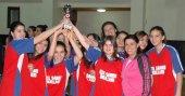 Özel Sanko Okulları basketbolda üçüncü oldu