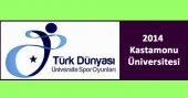 Türk Dünyası Üniversite Spor Oyunları 2014'te Kastamonu'da yapılacak
