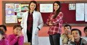 Kız kardeşler aynı okulda öğretmenlik yapıyor