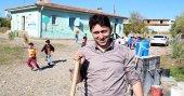 Muhammet öğretmen okulun çehresini değiştirdi