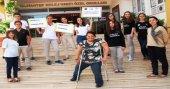 GKV Engellilere Empatiyi Artırma Projesi'ni başarıyla tamamladı