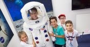 Uzay Kampı Türkiye, çocukların kendilerini ve dünyayı tanımalarını sağlıyor