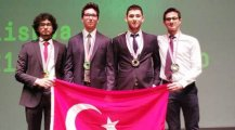 Bahçeşehir öğrencilerinin Avrupa başarısı