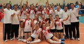 Türk lisesi dünya voleybol şampiyonu oldu