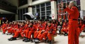Çocuklar Suriyeli astronot ile uzaya çıktı