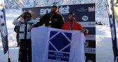 Snowboard Türkiye Şampiyonası'nda birinci İAÜ'den