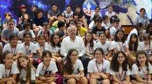 Uzay Kampı Türkiye'nin Yaz Kampları sona erdi