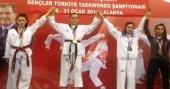 Taekwondo'nun şampiyonu Doğa oldu
