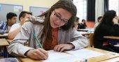 Merkezi ortak sınavların ilk gün oturumu sona erdi