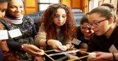 Mektebim'den 5 kız öğrenci 1000 GIRLS projesinde
