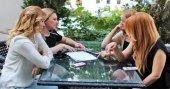 Girişimci pratik kadınlardan internet sitesi